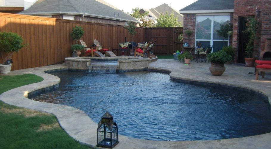 Medallion pools pool builder frisco tx mckinney tx - Public swimming pools in mckinney tx ...