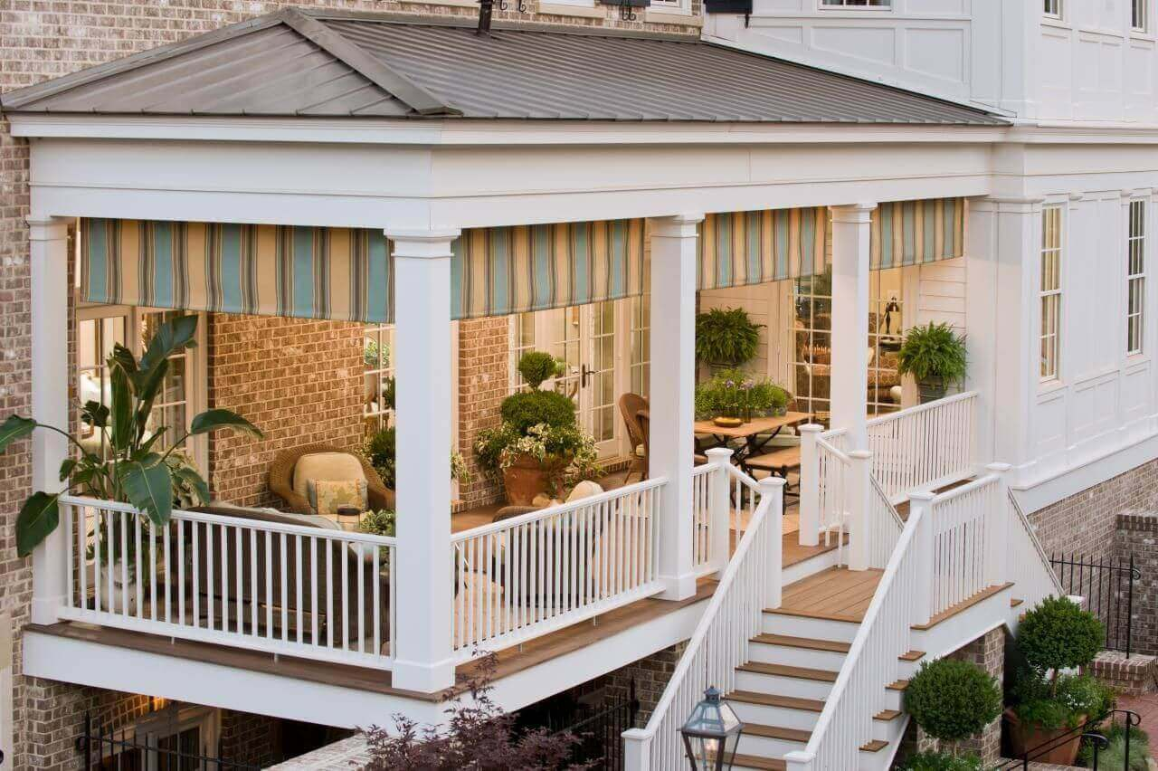 Covered Deck Ideas for Your Home (Amazing Designs ... on Covered Back Deck Ideas id=76263