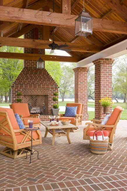 Covered Deck Ideas for Your Home (Amazing Designs ... on Covered Pool Patio Ideas id=93575